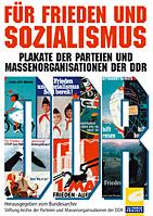 Cover der DVD: Für Frieden und Sozialismus – Plakate der DDR