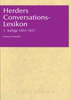 Cover: Herders Conversation-Lexikon