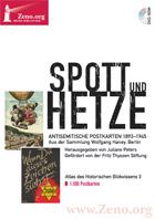 Cover der DVD: Spott und Hetze - Antisemitische Postkarten 1893-1945