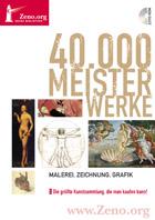 Cover der DVD: 40.000 Meisterwerke