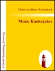 eBook-Download: Marie von Ebner-...