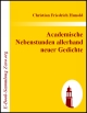 eBook-Download: Christian Friedr...
