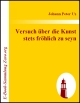 eBook-Download: Johann Peter Uzs...