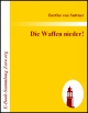 eBook-Download: Bertha von Suttn...